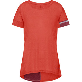 VAUDE Cevio T-Shirt Damer orange